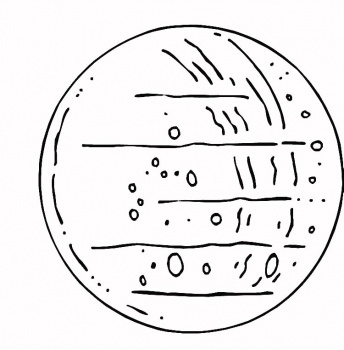 Planet Mercury Coloring Page page 3  Pics about space